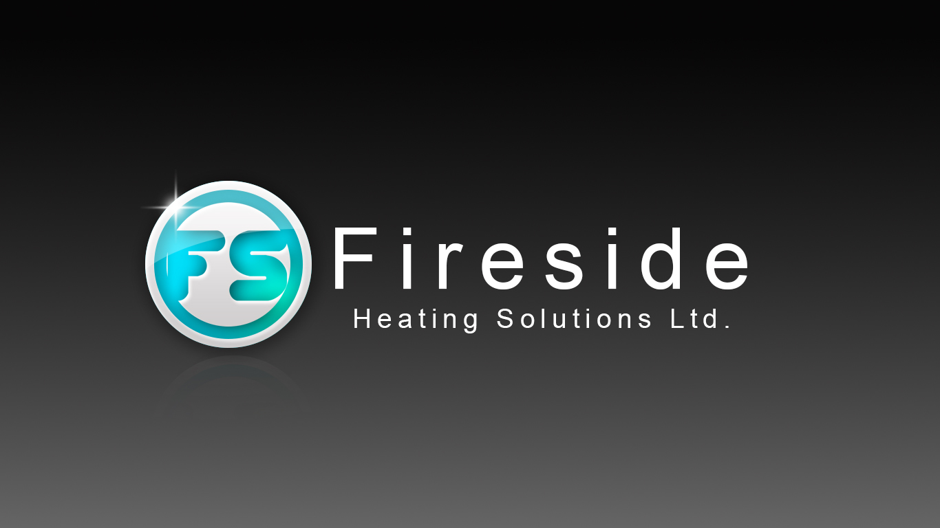 Logo Design by Private User - Entry No. 83 in the Logo Design Contest Creative Logo Design for Fireside Heating Solutions Ltd..