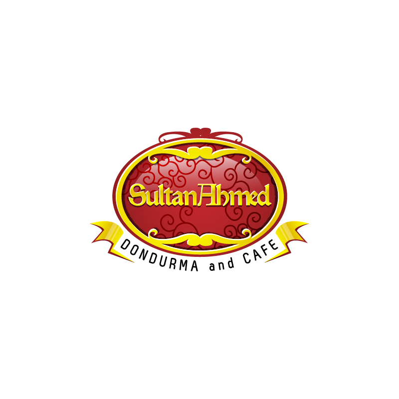 Logo Design by zesthar - Entry No. 1 in the Logo Design Contest Unique Logo Design Wanted for Sultan Ahmed Dondurma and Cafe.