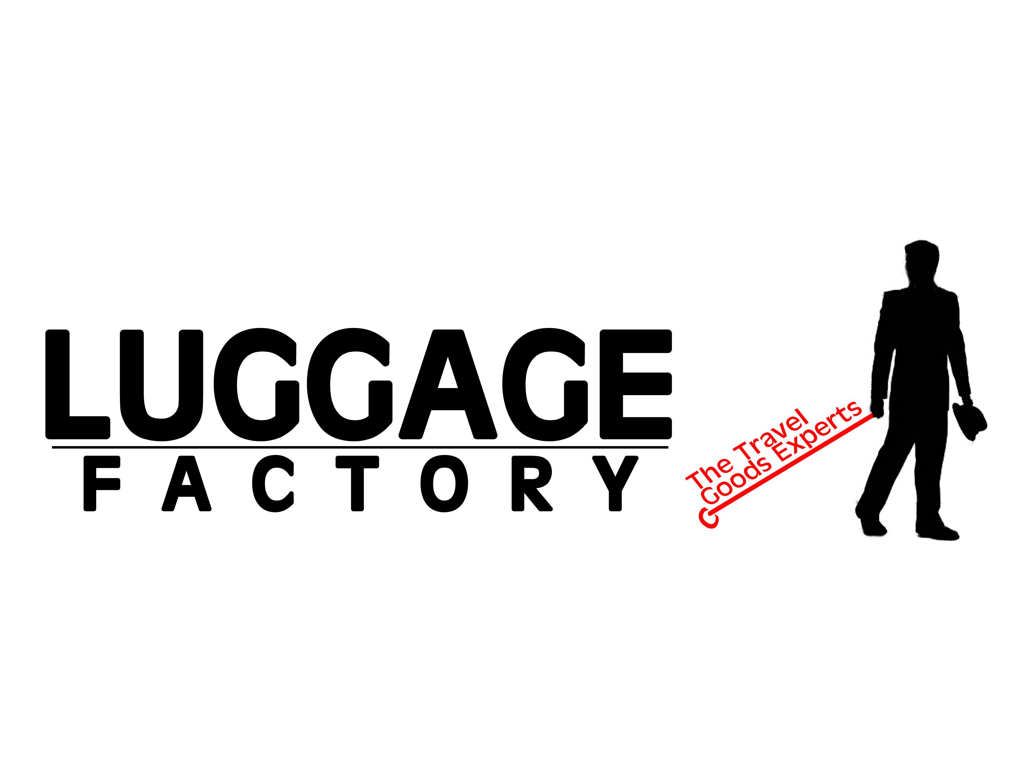 Logo Design by Kathrina Arceta - Entry No. 67 in the Logo Design Contest Creative Logo Design for Luggage Factory.