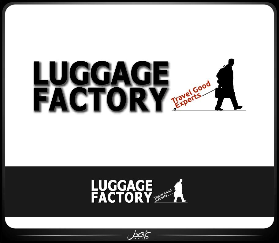 Logo Design by joca - Entry No. 69 in the Logo Design Contest Creative Logo Design for Luggage Factory.