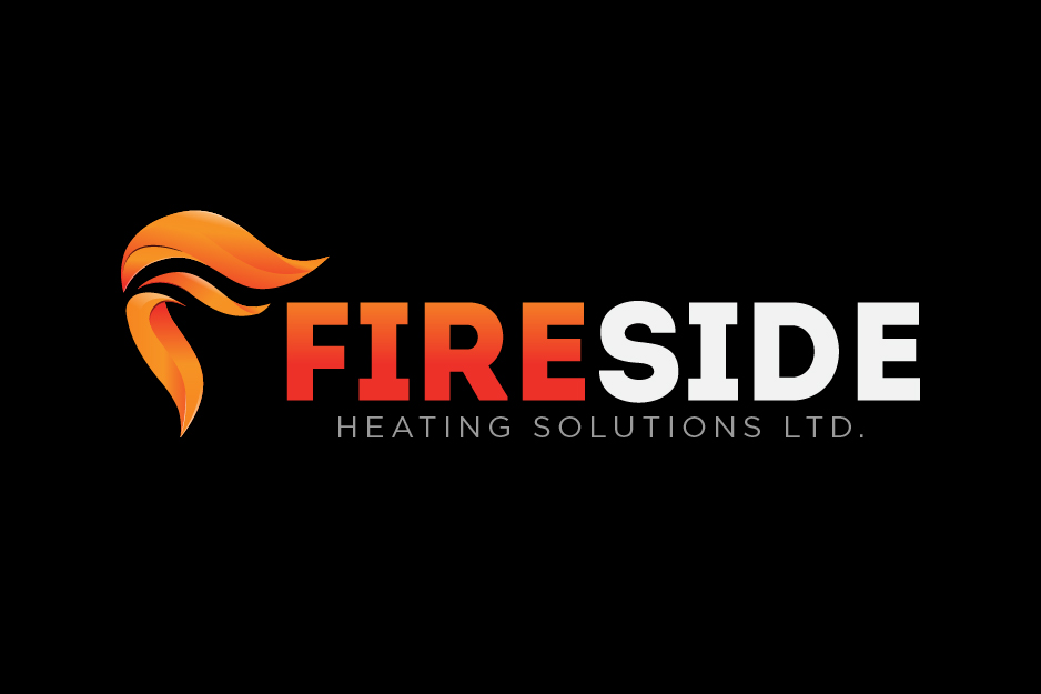 Logo Design by Top Elite - Entry No. 98 in the Logo Design Contest Creative Logo Design for Fireside Heating Solutions Ltd..