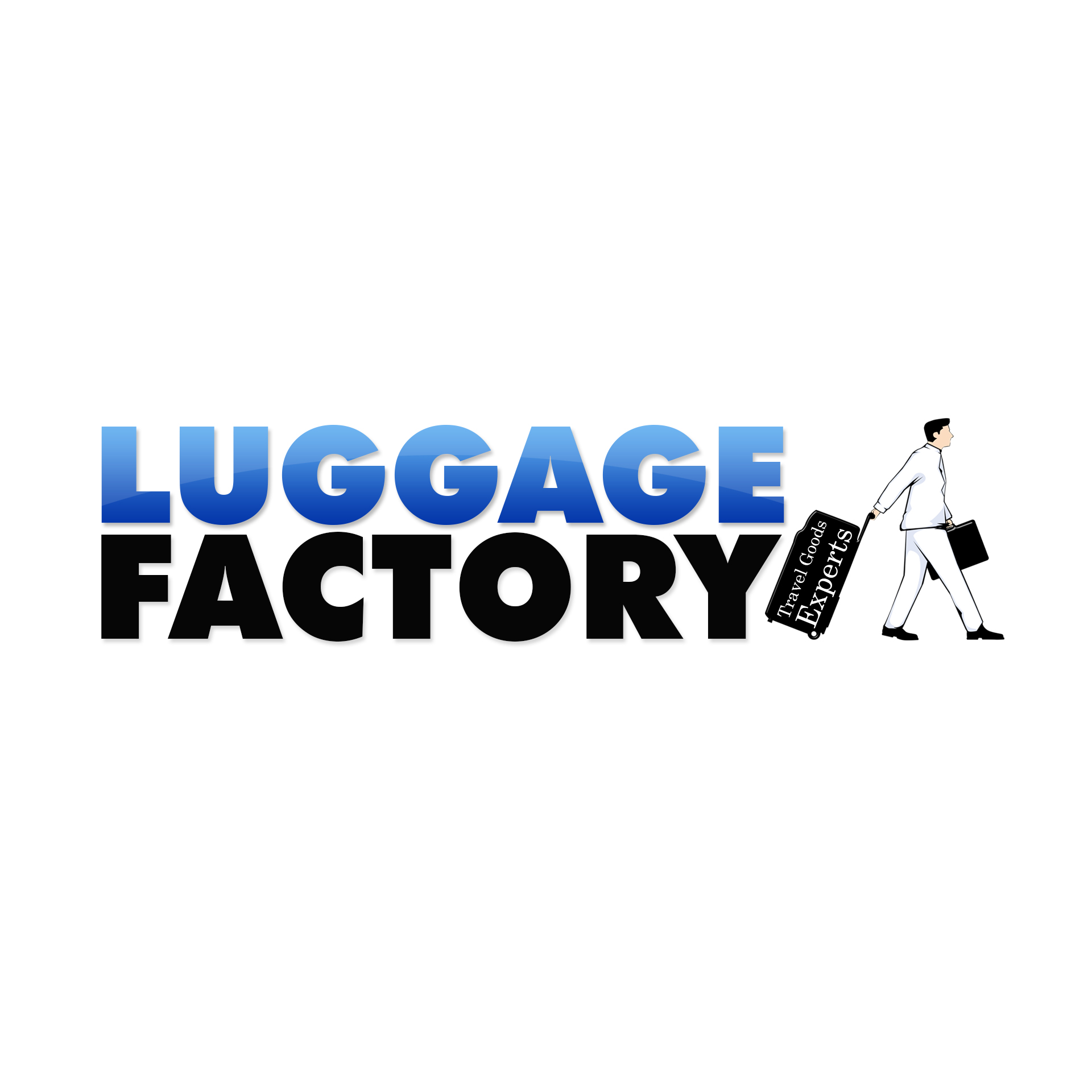 Logo Design by chAnDOS - Entry No. 71 in the Logo Design Contest Creative Logo Design for Luggage Factory.