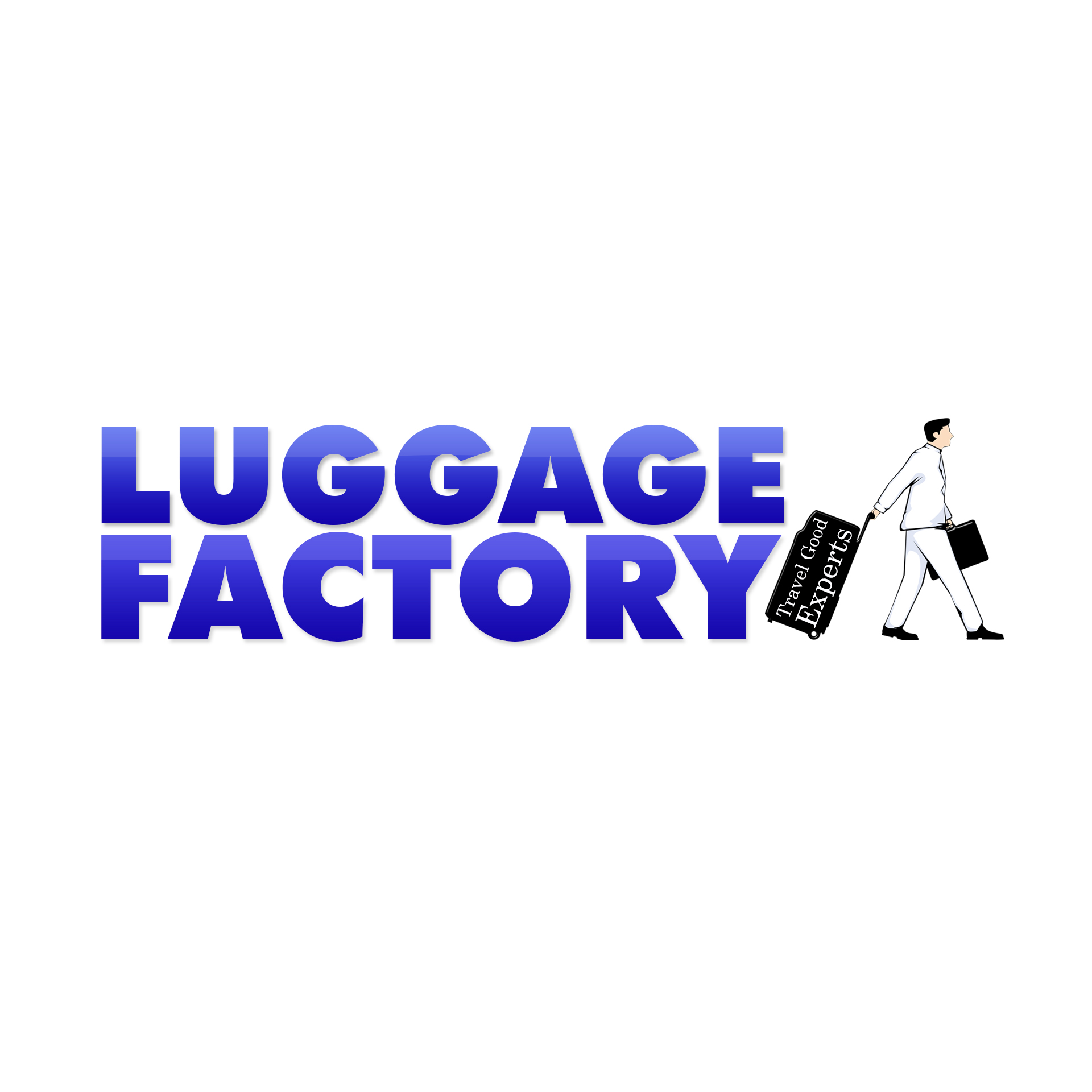 Logo Design by chAnDOS - Entry No. 74 in the Logo Design Contest Creative Logo Design for Luggage Factory.