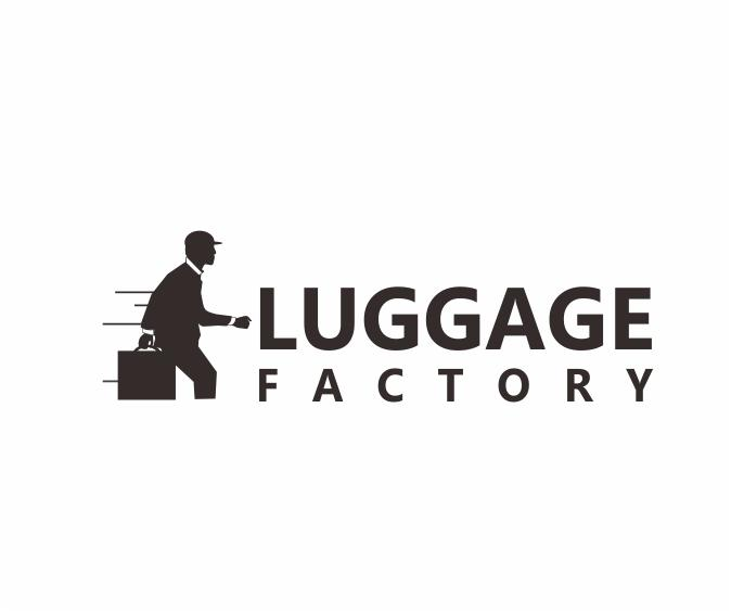 Logo Design by ronny - Entry No. 76 in the Logo Design Contest Creative Logo Design for Luggage Factory.