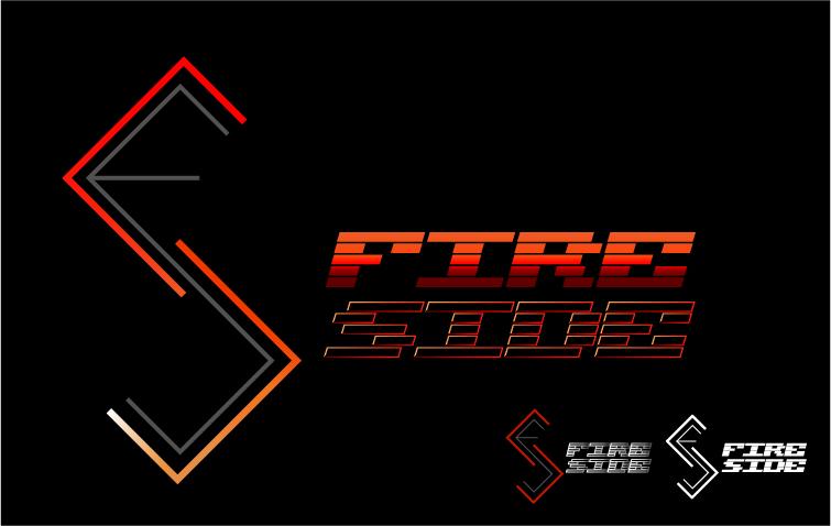 Logo Design by drunkman - Entry No. 108 in the Logo Design Contest Creative Logo Design for Fireside Heating Solutions Ltd..
