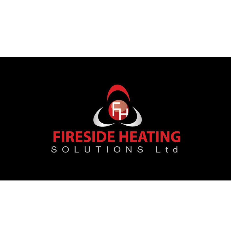 Logo Design by Private User - Entry No. 112 in the Logo Design Contest Creative Logo Design for Fireside Heating Solutions Ltd..