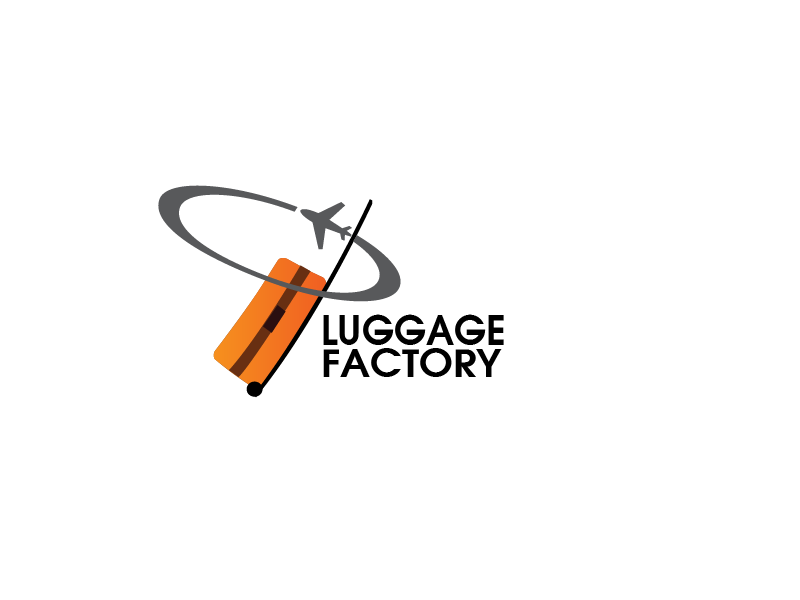 Logo Design by Private User - Entry No. 83 in the Logo Design Contest Creative Logo Design for Luggage Factory.
