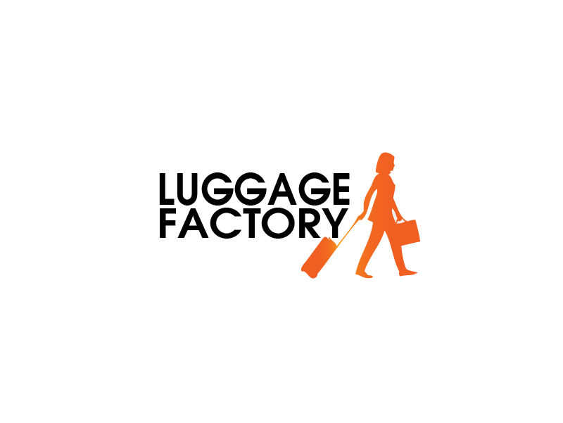 Logo Design by brands_in - Entry No. 84 in the Logo Design Contest Creative Logo Design for Luggage Factory.