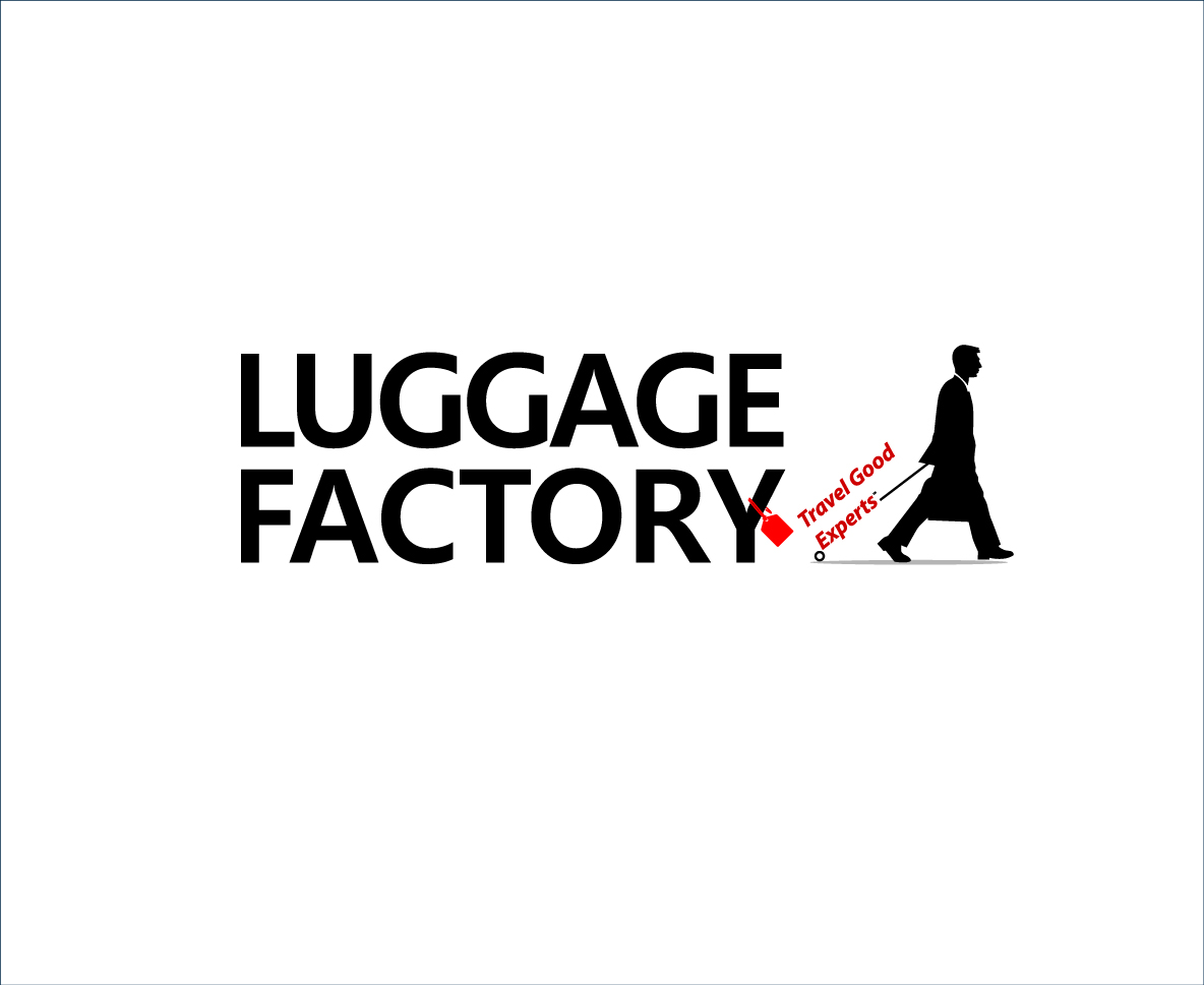 Logo Design by zoiDesign - Entry No. 95 in the Logo Design Contest Creative Logo Design for Luggage Factory.