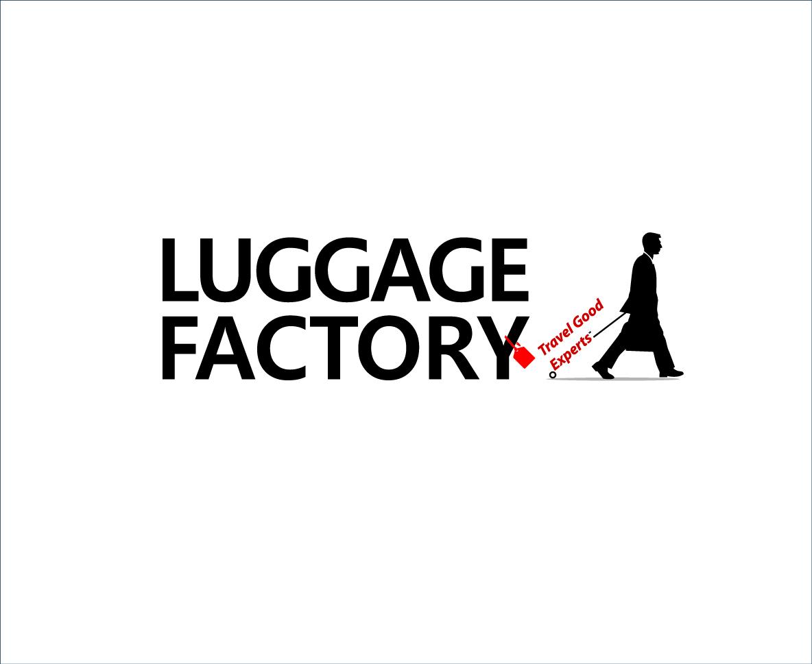Logo Design by zoiDesign - Entry No. 95 in the Logo Design Contest Creative Logo Design for Luggage Factory.