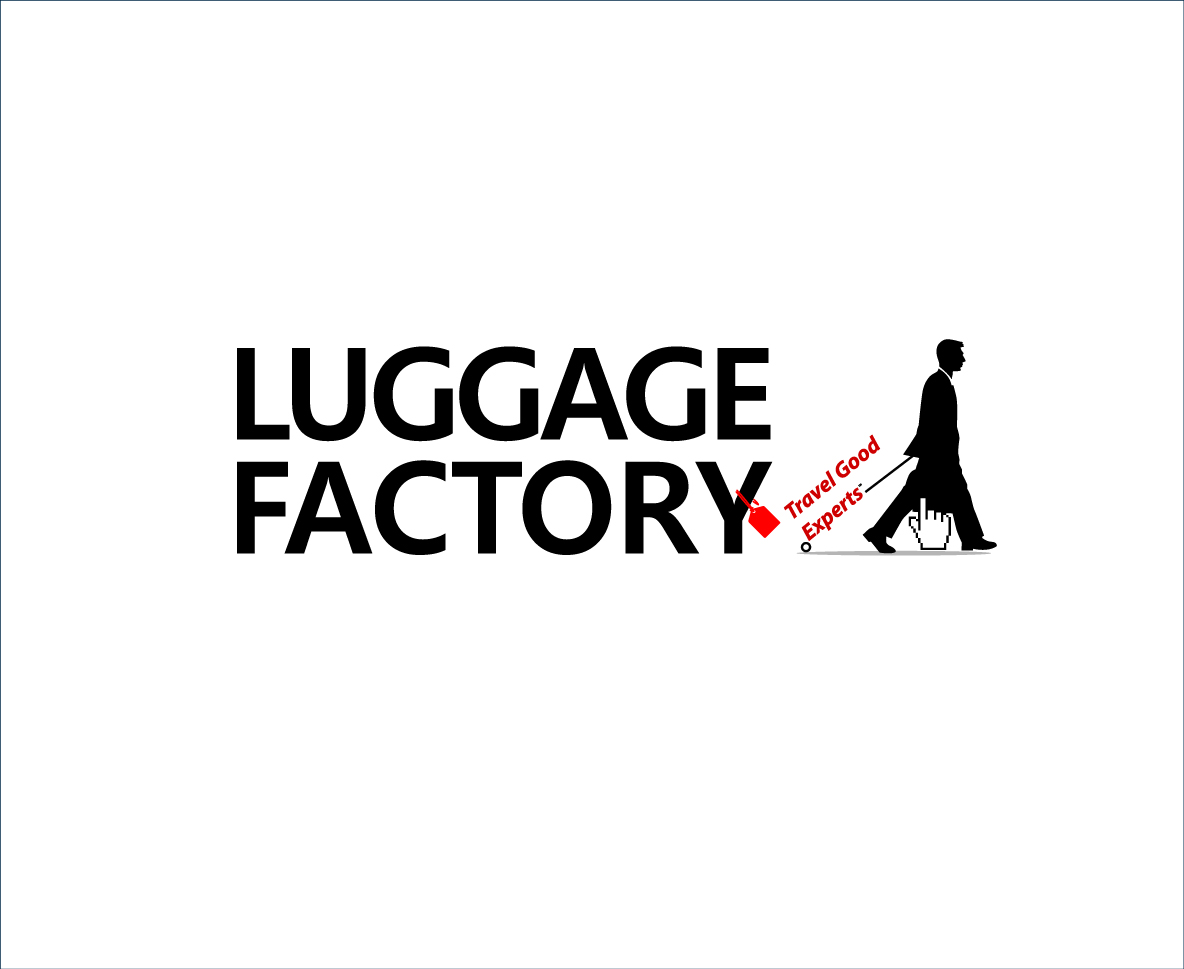 Logo Design by zoiDesign - Entry No. 97 in the Logo Design Contest Creative Logo Design for Luggage Factory.