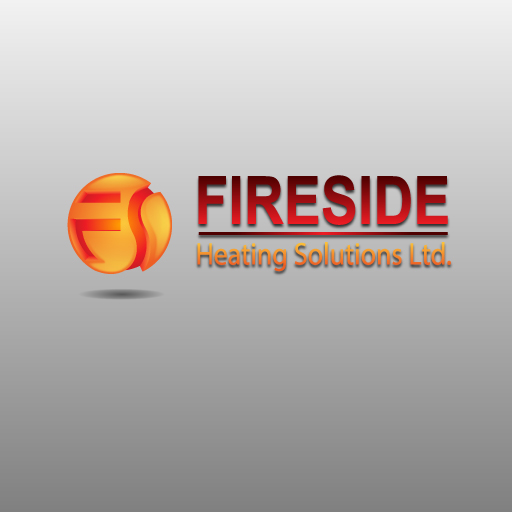 Logo Design by Runz - Entry No. 144 in the Logo Design Contest Creative Logo Design for Fireside Heating Solutions Ltd..