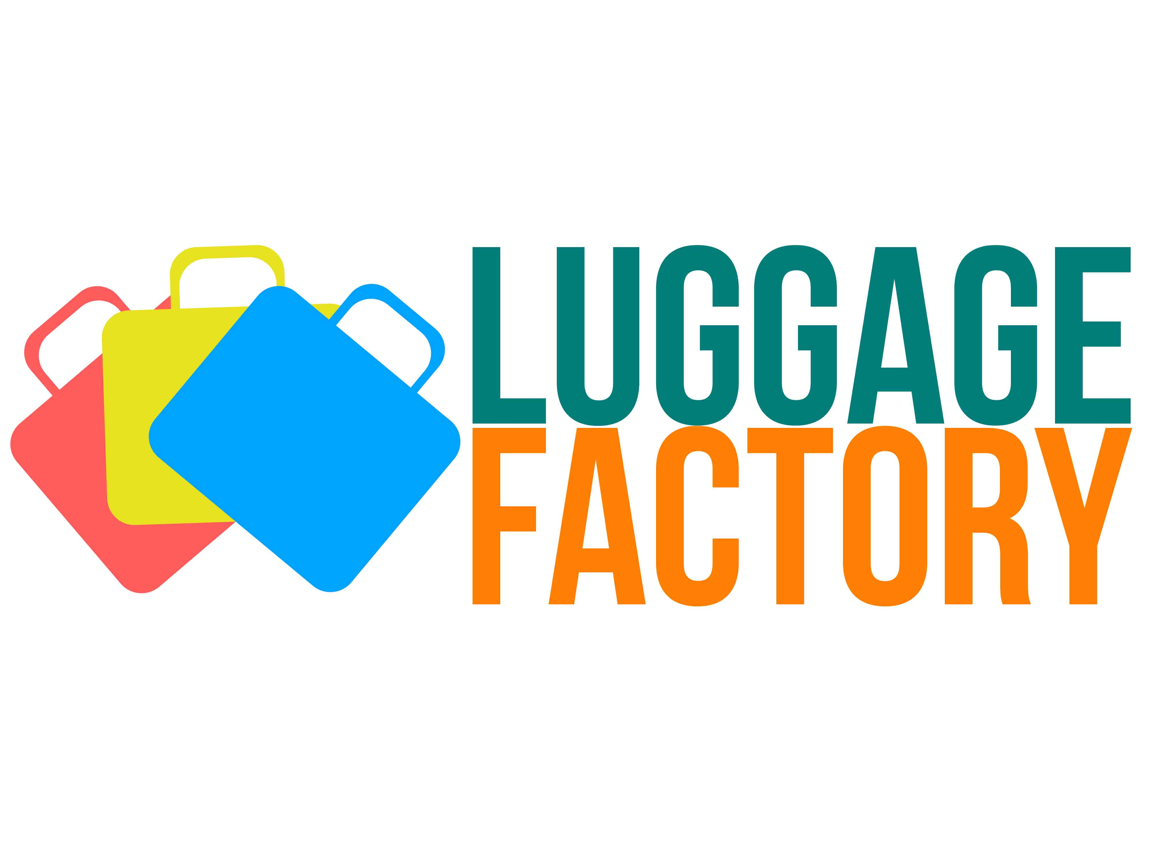 Logo Design by mccc_27 - Entry No. 101 in the Logo Design Contest Creative Logo Design for Luggage Factory.