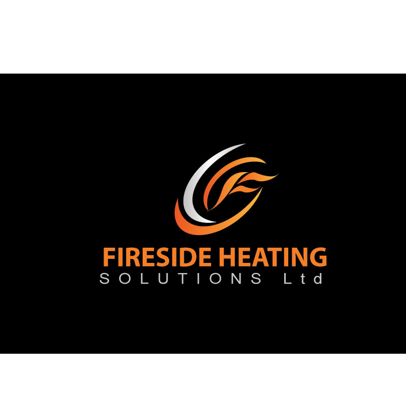 Logo Design by Private User - Entry No. 150 in the Logo Design Contest Creative Logo Design for Fireside Heating Solutions Ltd..