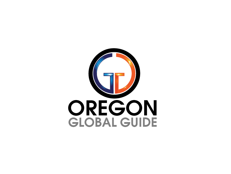 Logo Design by Private User - Entry No. 17 in the Logo Design Contest New Logo Design for Oregon Global Guide.