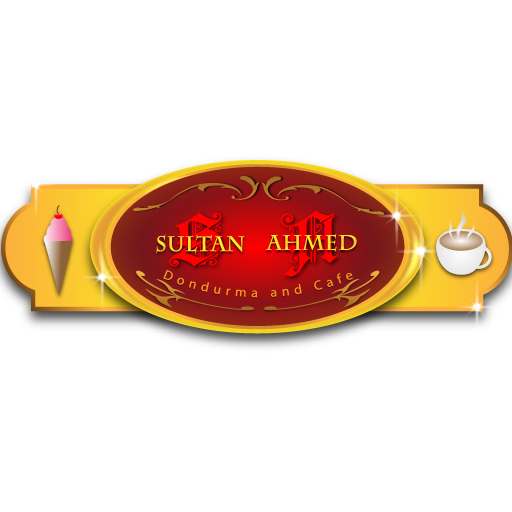 Logo Design by Runz - Entry No. 17 in the Logo Design Contest Unique Logo Design Wanted for Sultan Ahmed Dondurma and Cafe.