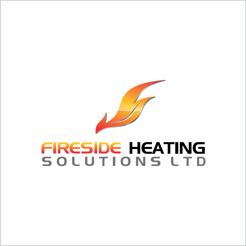 Logo Design by Armada Jamaluddin - Entry No. 160 in the Logo Design Contest Creative Logo Design for Fireside Heating Solutions Ltd..