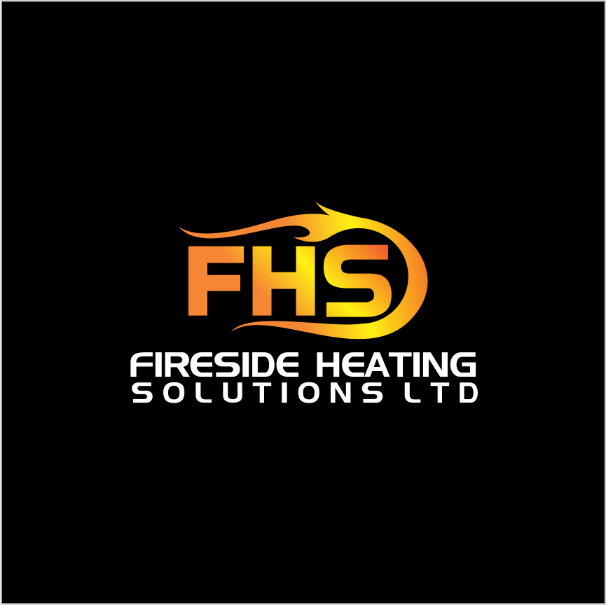 Logo Design by Armada Jamaluddin - Entry No. 161 in the Logo Design Contest Creative Logo Design for Fireside Heating Solutions Ltd..