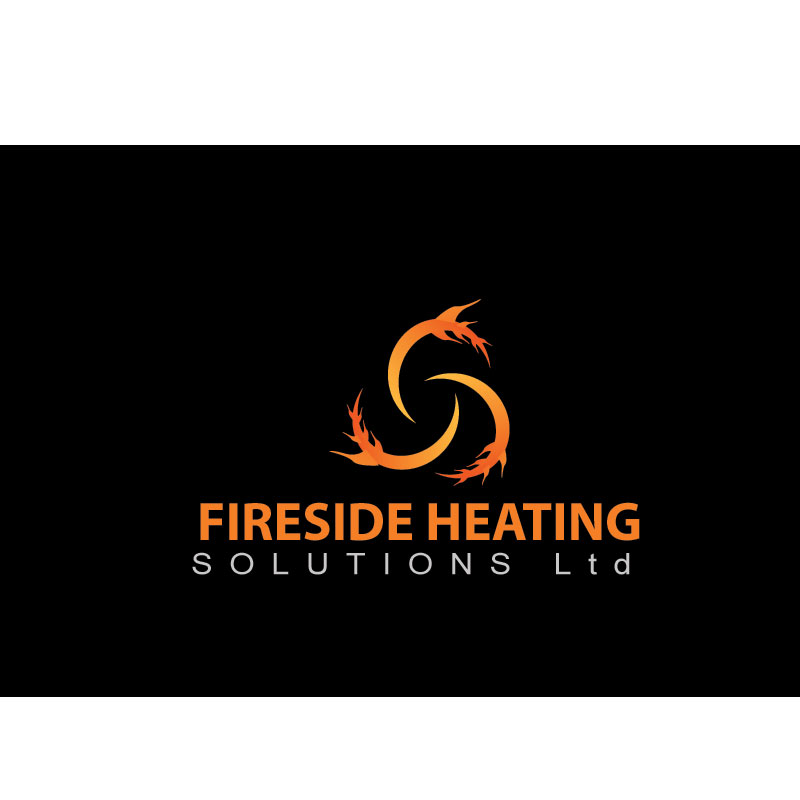 Logo Design by Private User - Entry No. 167 in the Logo Design Contest Creative Logo Design for Fireside Heating Solutions Ltd..
