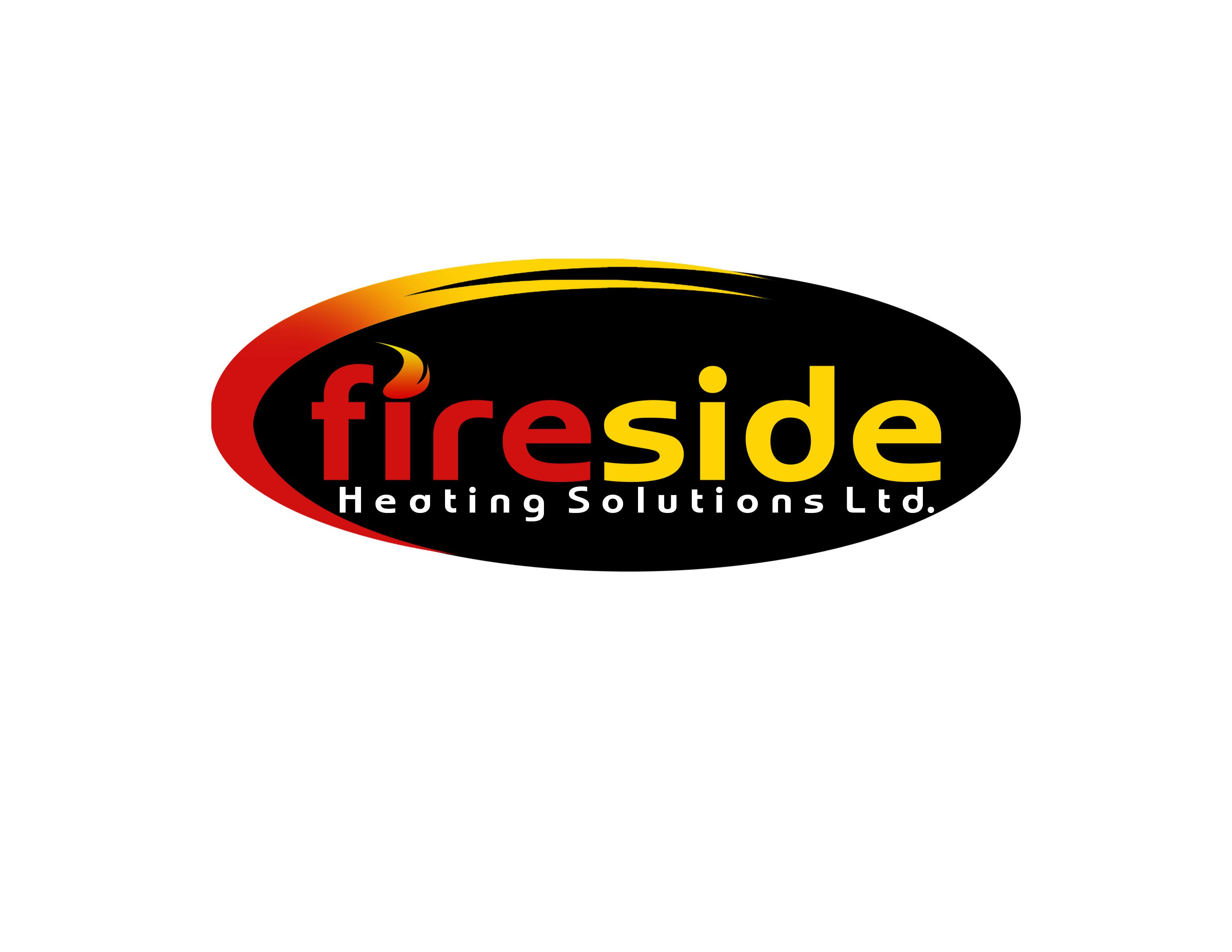 Logo Design by Allan Esclamado - Entry No. 179 in the Logo Design Contest Creative Logo Design for Fireside Heating Solutions Ltd..