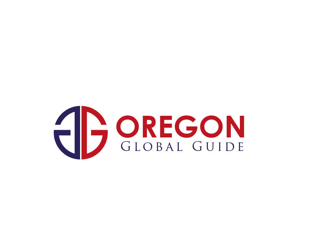 Logo Design by roc - Entry No. 19 in the Logo Design Contest New Logo Design for Oregon Global Guide.