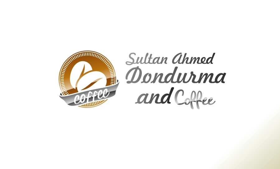 Logo Design by Private User - Entry No. 19 in the Logo Design Contest Unique Logo Design Wanted for Sultan Ahmed Dondurma and Cafe.