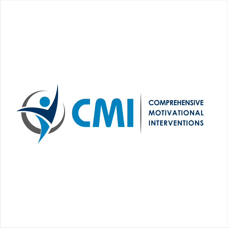 Logo Design by Leano  - Entry No. 55 in the Logo Design Contest CMI (Comprehensive Motivational Interventions).
