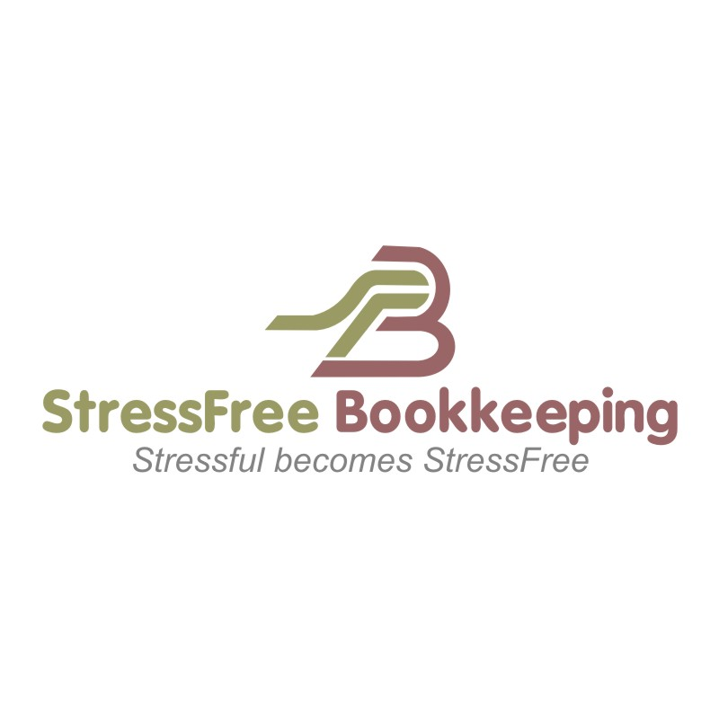 Logo Design by R1CK_ART - Entry No. 64 in the Logo Design Contest StressFree Bookkeeping.