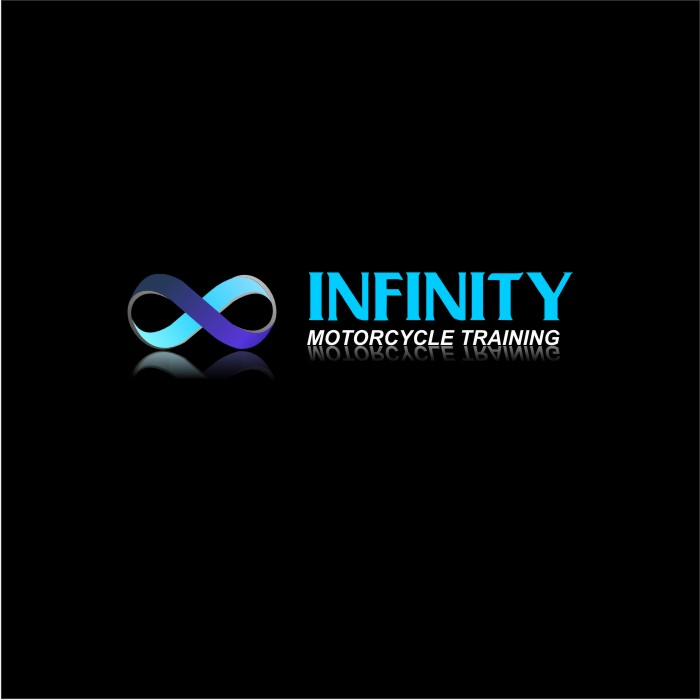 Logo Design by R1CK_ART - Entry No. 1 in the Logo Design Contest INFINITY MOTORCYCLE TRAINING.