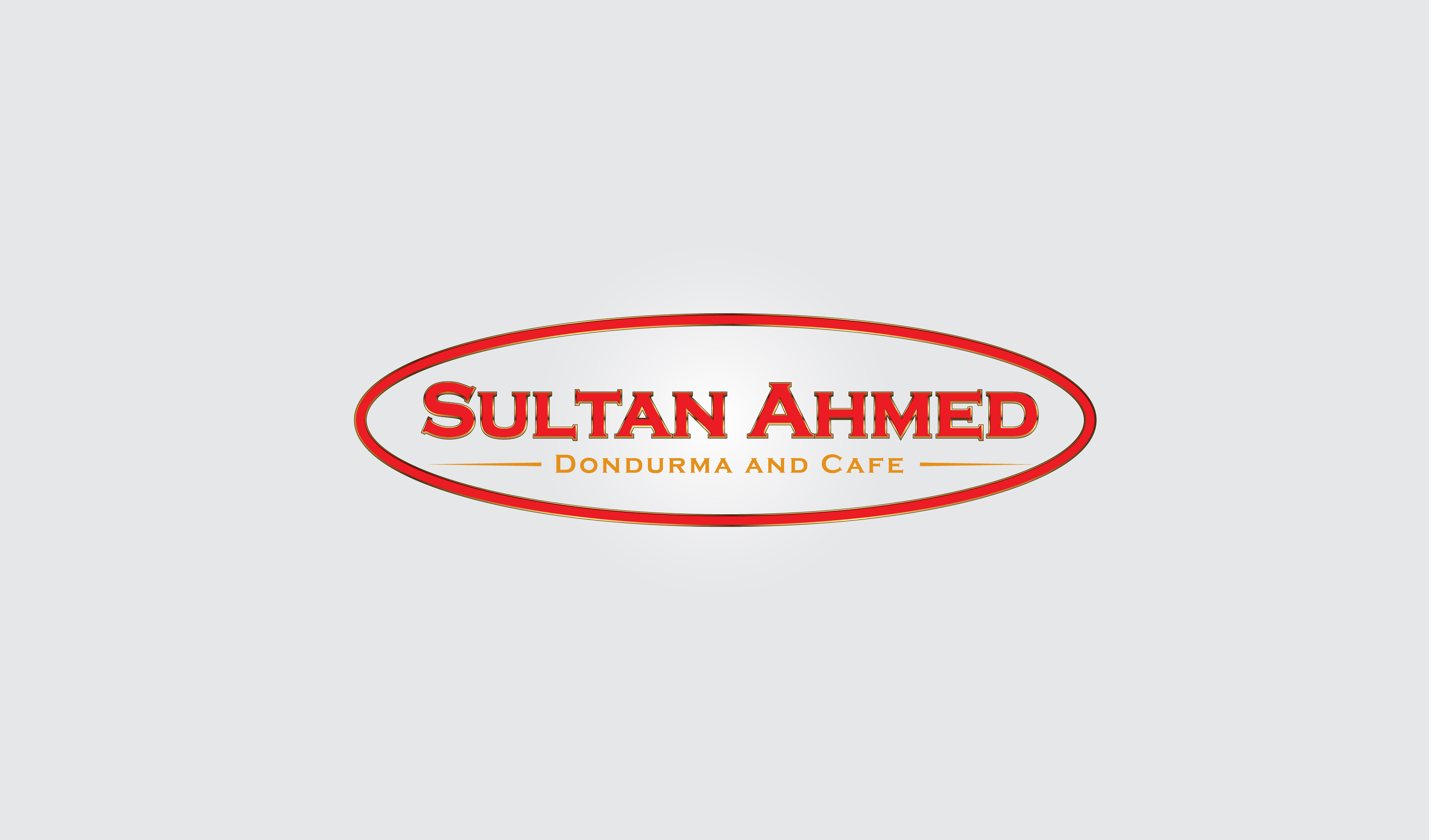 Logo Design by Zartistic Rehman - Entry No. 20 in the Logo Design Contest Unique Logo Design Wanted for Sultan Ahmed Dondurma and Cafe.