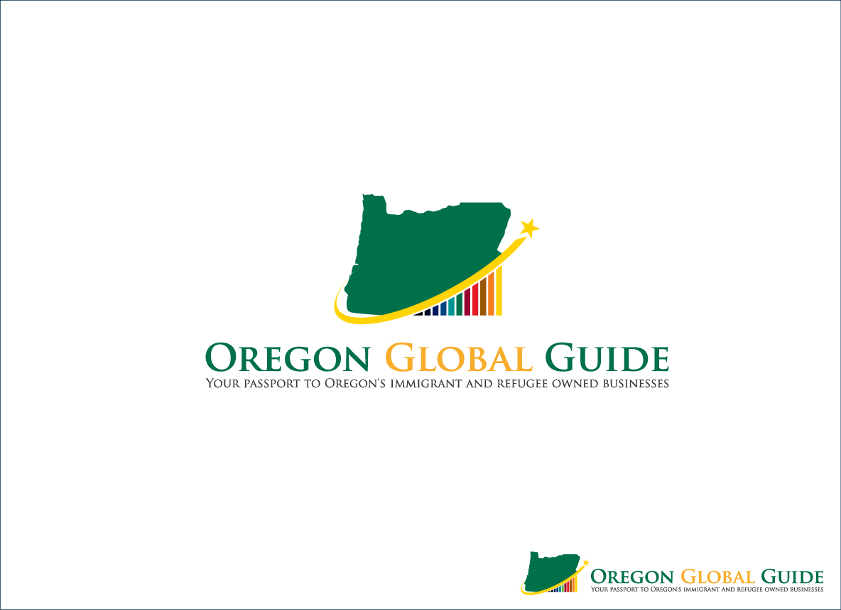 Logo Design by zoiDesign - Entry No. 26 in the Logo Design Contest New Logo Design for Oregon Global Guide.