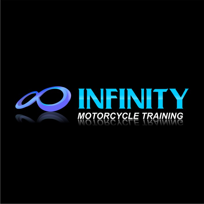 Logo Design by R1CK_ART - Entry No. 4 in the Logo Design Contest INFINITY MOTORCYCLE TRAINING.