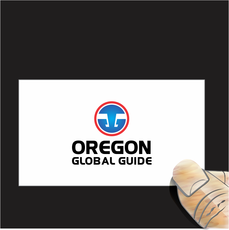 Logo Design by Armada Jamaluddin - Entry No. 35 in the Logo Design Contest New Logo Design for Oregon Global Guide.