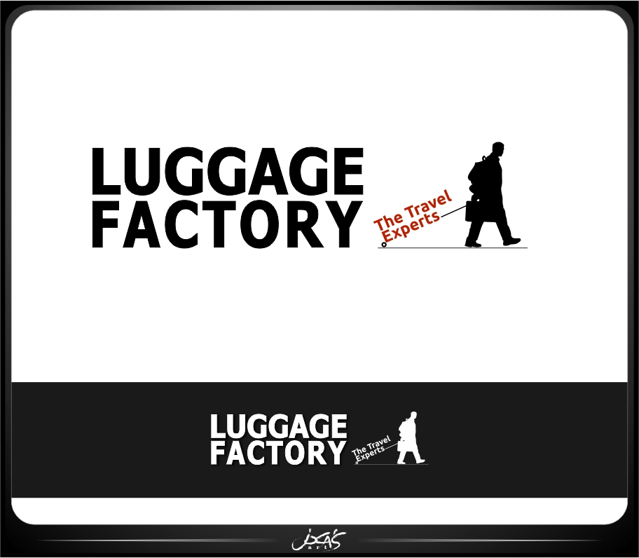 Logo Design by joca - Entry No. 128 in the Logo Design Contest Creative Logo Design for Luggage Factory.
