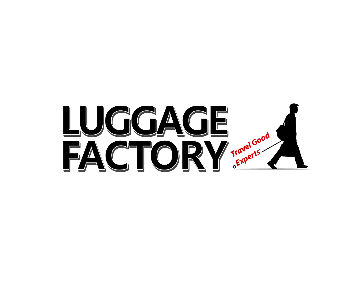 Logo Design by zoiDesign - Entry No. 132 in the Logo Design Contest Creative Logo Design for Luggage Factory.