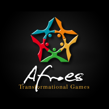 Logo Design by purefusion - Entry No. 107 in the Logo Design Contest Afroes Transformational Games.