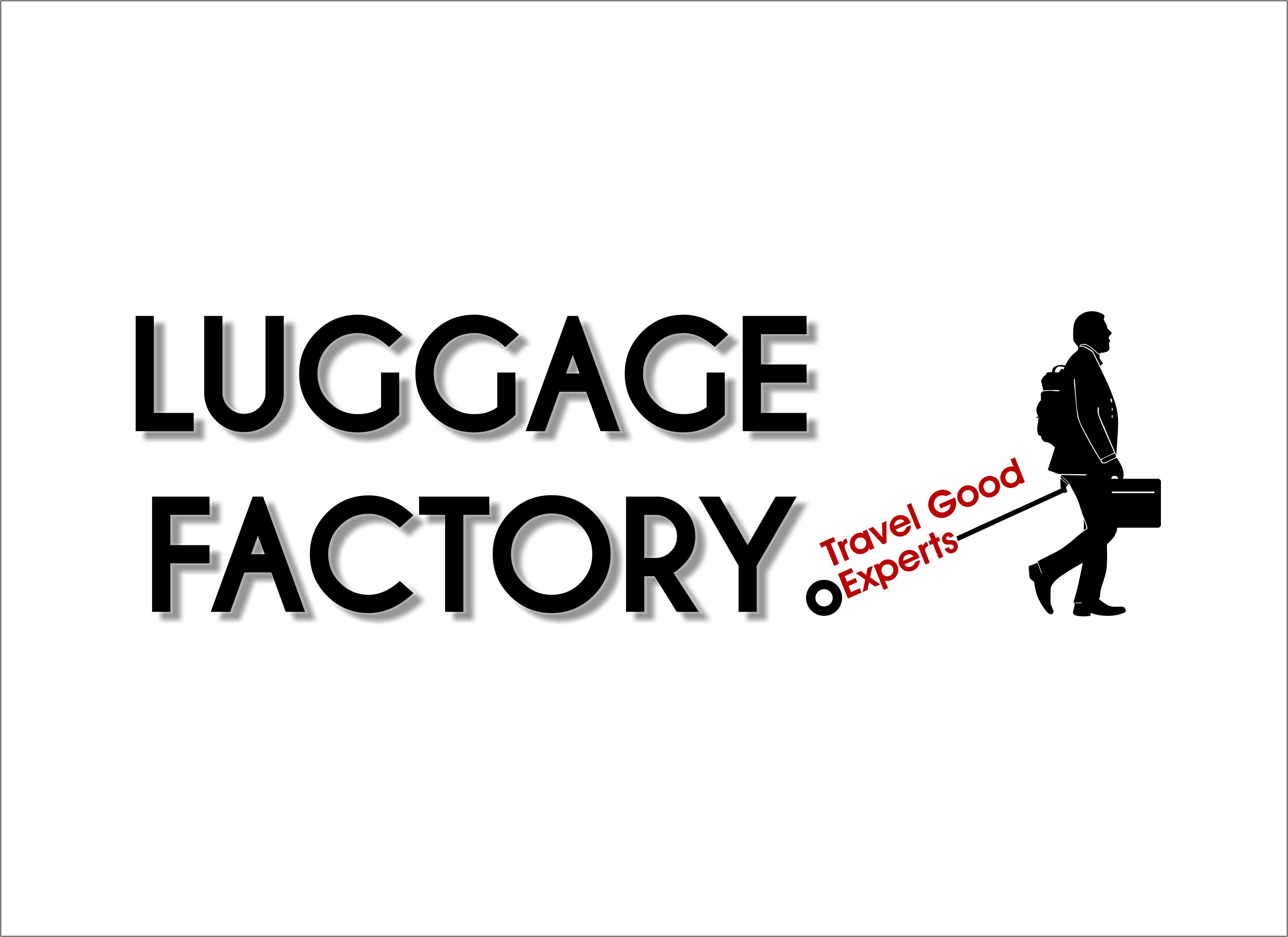 Logo Design by Mhon_Rose - Entry No. 144 in the Logo Design Contest Creative Logo Design for Luggage Factory.