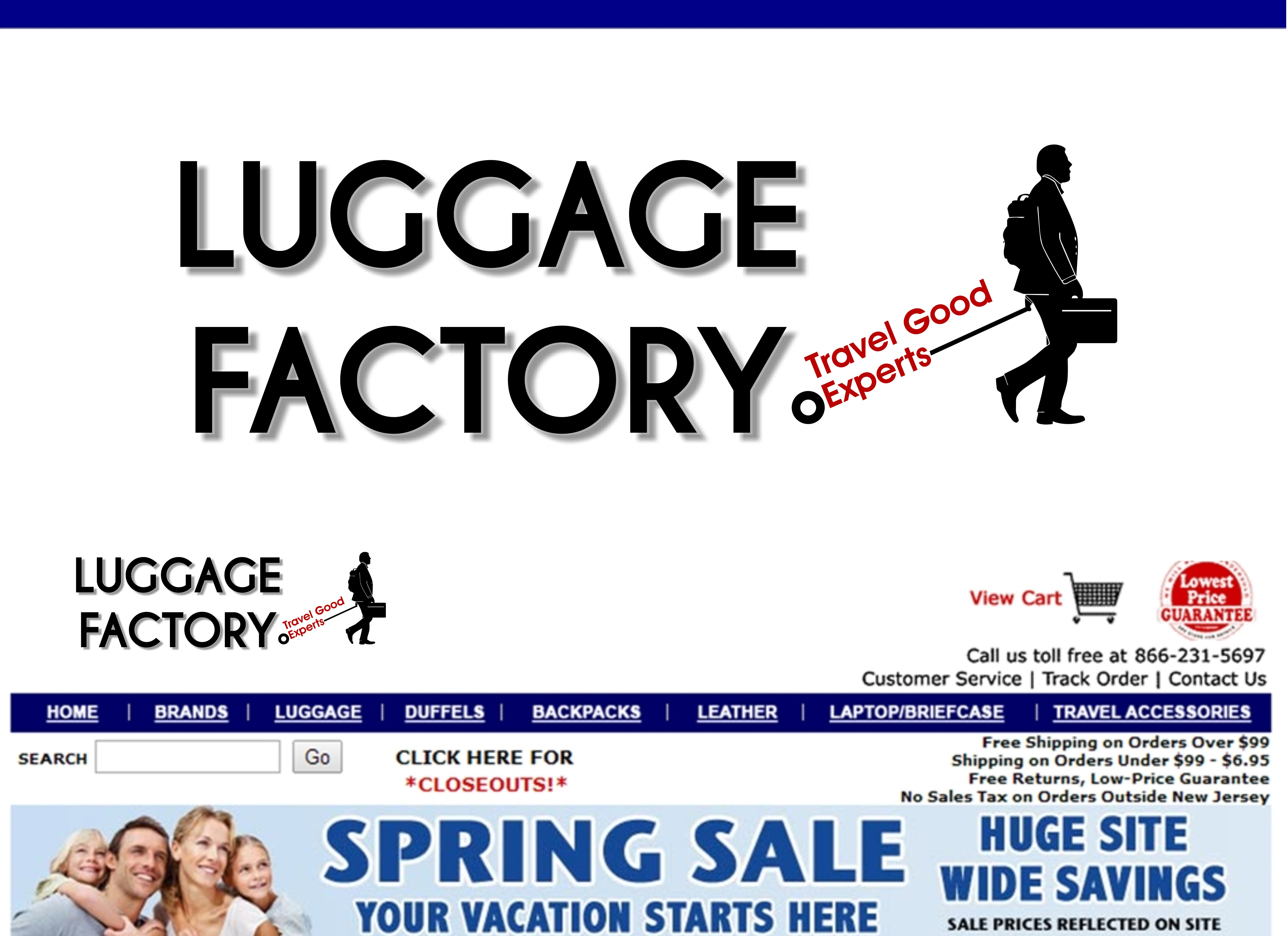 Logo Design by Mhon_Rose - Entry No. 146 in the Logo Design Contest Creative Logo Design for Luggage Factory.