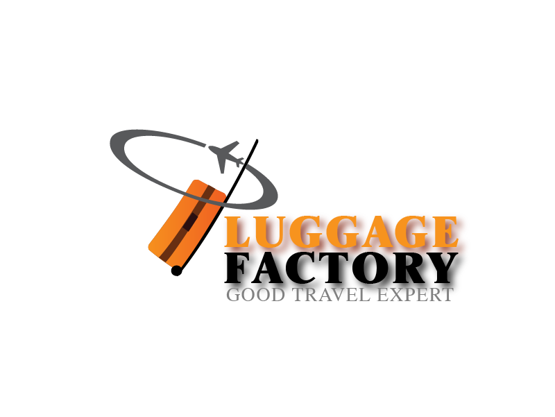 Logo Design by Private User - Entry No. 148 in the Logo Design Contest Creative Logo Design for Luggage Factory.