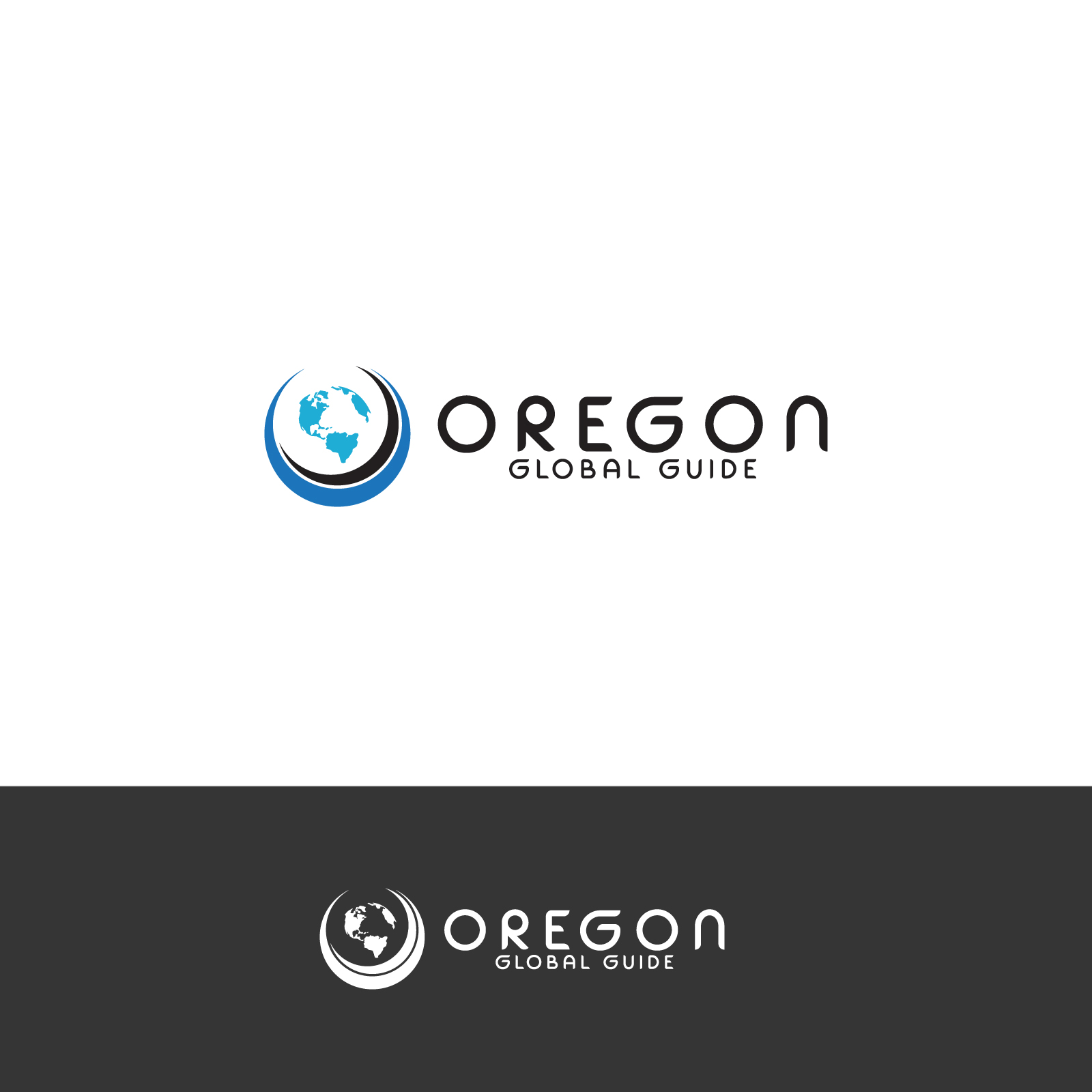 Logo Design by JPgraphix - Entry No. 42 in the Logo Design Contest New Logo Design for Oregon Global Guide.