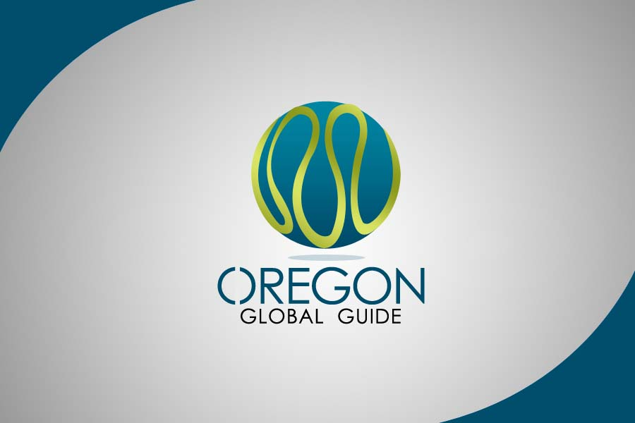 Logo Design by Private User - Entry No. 43 in the Logo Design Contest New Logo Design for Oregon Global Guide.