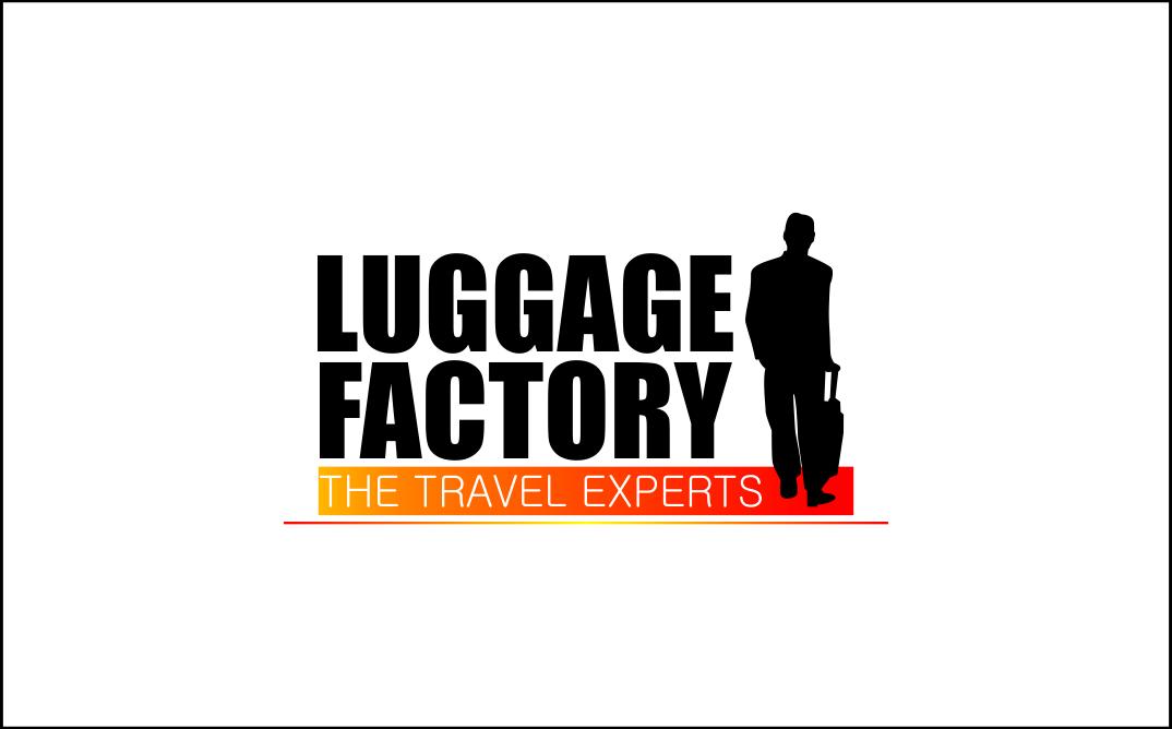 Logo Design by Agus Martoyo - Entry No. 157 in the Logo Design Contest Creative Logo Design for Luggage Factory.