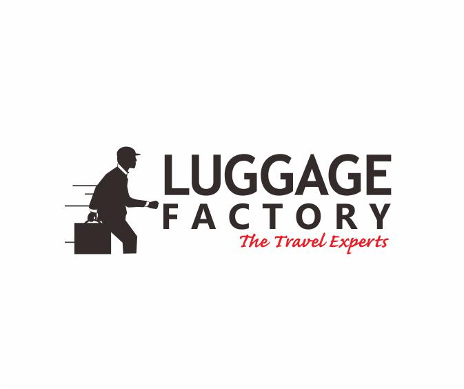 Logo Design by ronny - Entry No. 160 in the Logo Design Contest Creative Logo Design for Luggage Factory.