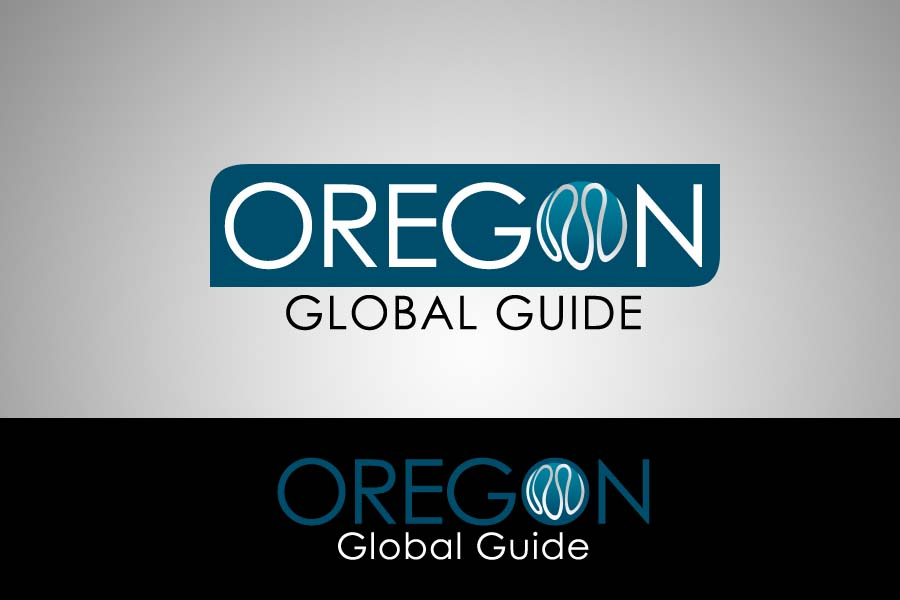 Logo Design by Private User - Entry No. 44 in the Logo Design Contest New Logo Design for Oregon Global Guide.