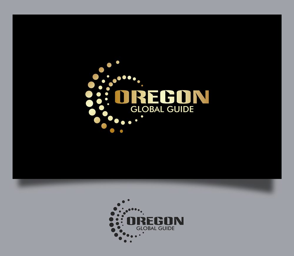 Logo Design by Respati Himawan - Entry No. 45 in the Logo Design Contest New Logo Design for Oregon Global Guide.