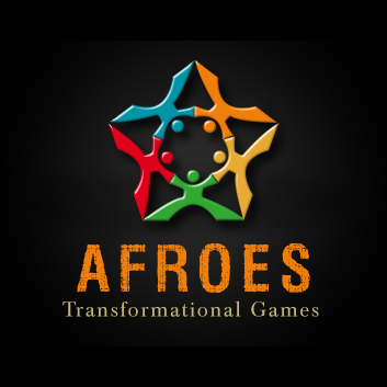 Logo Design by purefusion - Entry No. 109 in the Logo Design Contest Afroes Transformational Games.