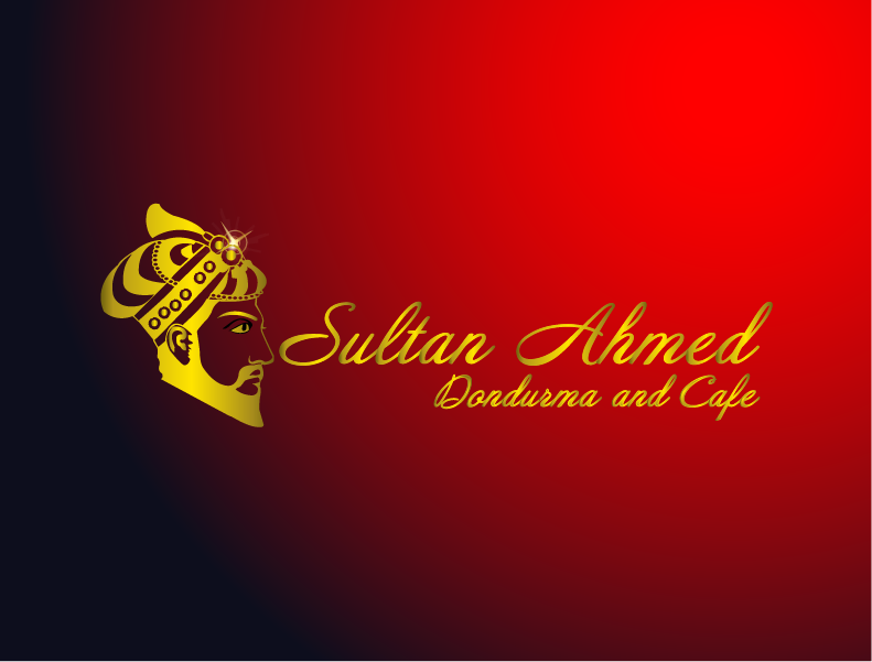 Logo Design by Private User - Entry No. 36 in the Logo Design Contest Unique Logo Design Wanted for Sultan Ahmed Dondurma and Cafe.