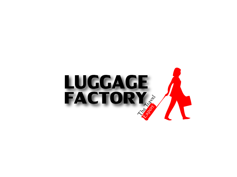 Logo Design by brands_in - Entry No. 162 in the Logo Design Contest Creative Logo Design for Luggage Factory.