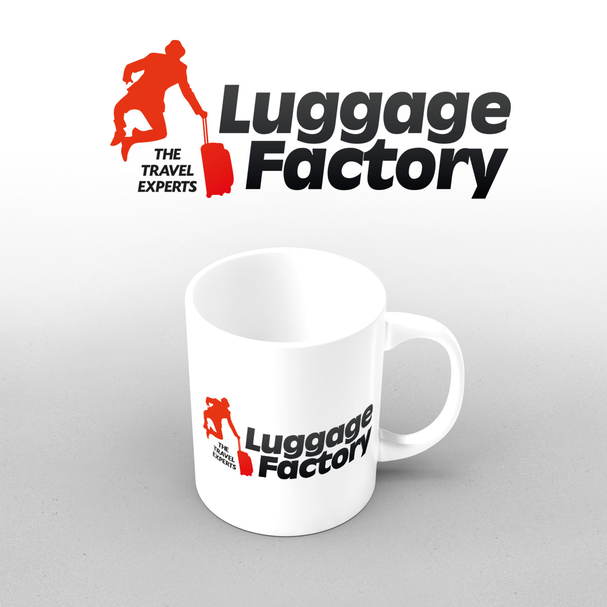 Logo Design by TonyTet - Entry No. 165 in the Logo Design Contest Creative Logo Design for Luggage Factory.