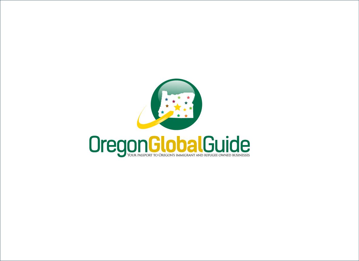 Logo Design by zoiDesign - Entry No. 57 in the Logo Design Contest New Logo Design for Oregon Global Guide.